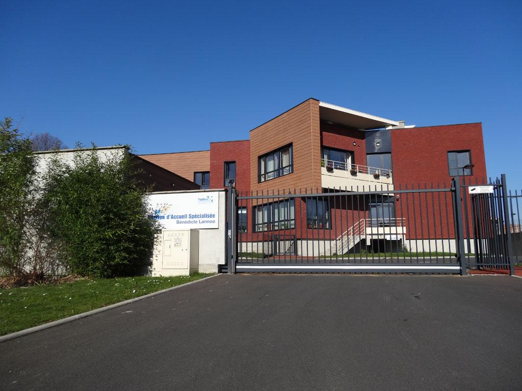 MAS Benedicte Lannoo, Tourcoing