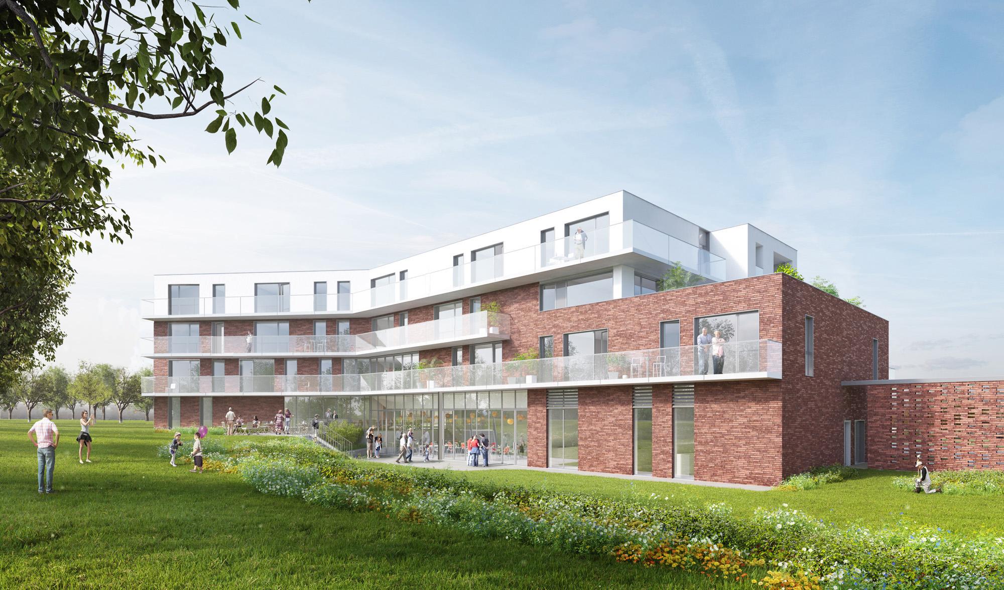 Résidence Trait d'Union – Papillons Blancs Roubaix-Tourcoing, Tourcoing
